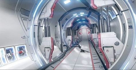After some requests, this is a breakdown and quick walkthrough of how i created the scifi corridor i recently finished.