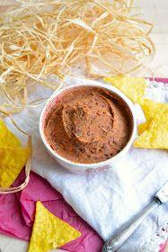 Tartinade de haricots rouges à la mexicaine | Rosenoisettes