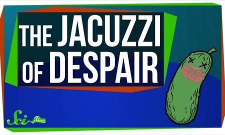 Jacuzzi Kematian Di Teluk Mexico Wilayah Ini Seseram Namanya Jacuzzi Lautan Dan Hidup