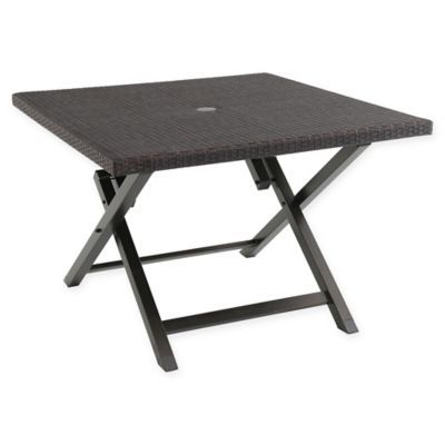 Care And Maintenance Of The Folding Patio Table Decorifusta Patio Table Square Patio Table Patio Furniture 42 inch square folding table