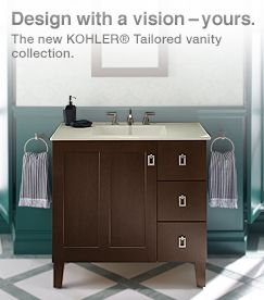 Kohler Jute Vanity Line | Bathroom Renovation | Pinterest ...