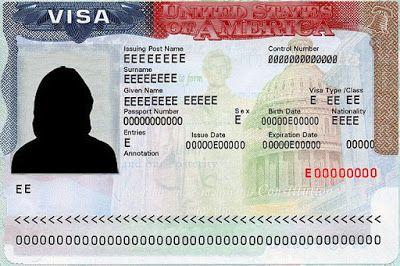 Ireporteronline News In Real Time Visa Passport Number Work Visa