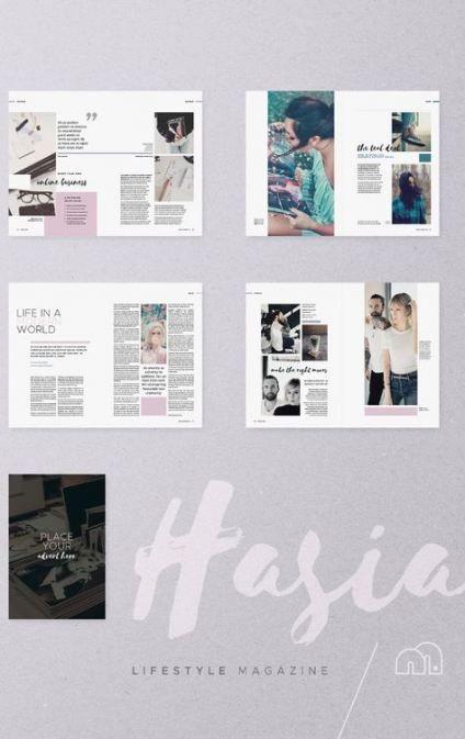 Pin On Magazine Layout