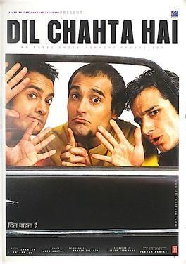 Dil Chahta Hai Wikipedia Bollywood Posters Chahta Indian Movies Bollywood