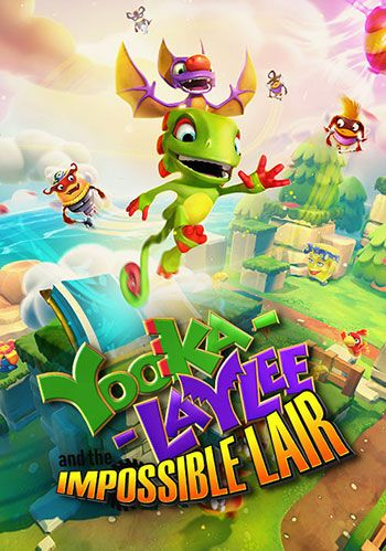 Download Yooka Laylee And The Impossible Lair Game For Pc Pc Games Novas Aventuras Pc Pc Aplicativos