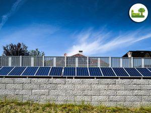 Recon Stutzwandsystem Alle Details Bilder Vorteile Garten Leber Blog Stutzwand Photovoltaik Anlagen Solaranlage