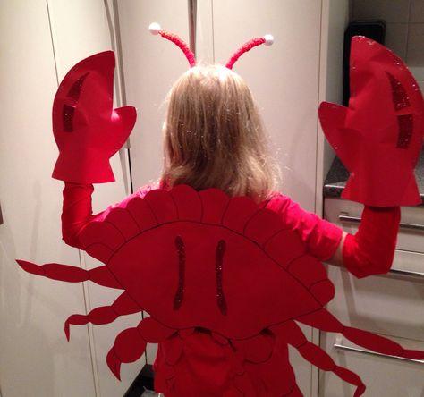 Crab costume                                                       …