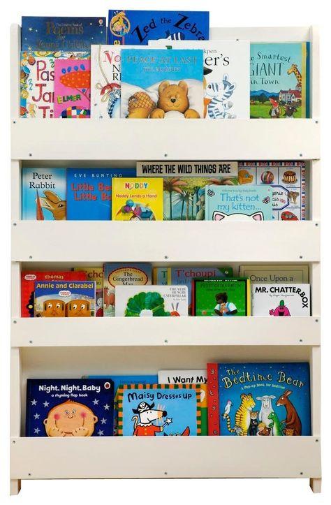 Tidy Books - Das originale Kinder-Bücherregal, das die Buchcover präsentiert: Amazon.de: Baby