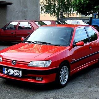 Peugeot 306 Gti S16 1993 1996 When The 306 Arrived Peugeot Had Been On A Decade Long Roll Where Everything They Made Turned Up Trumps Cars Like The Awsom 車