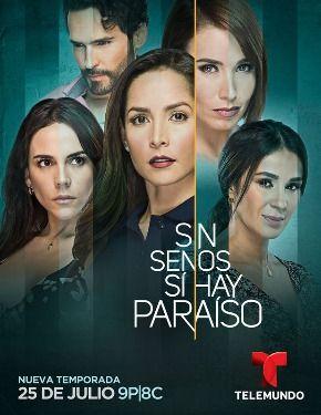 Sin Senos Si Hay Paraiso | NETFLIX en 2019 | Telenovela