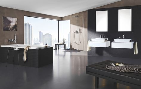 GROHE Eurocube Modern bathroom