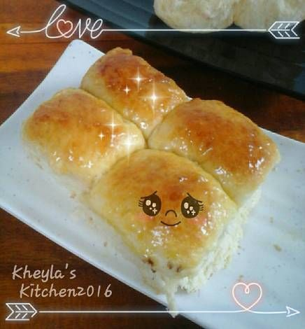 Resep Roti Sobek Tanpa Telur Tanpa Ulen Bs Buat Donat Sangat Empuk Oleh Kheyla S Kitchen Resep Resep Resep Roti Roti