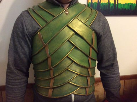 Starting my first costume build and my first post on the RPF. Awed at the talent out there. Have always wanted the armor the age Elves wear in the.