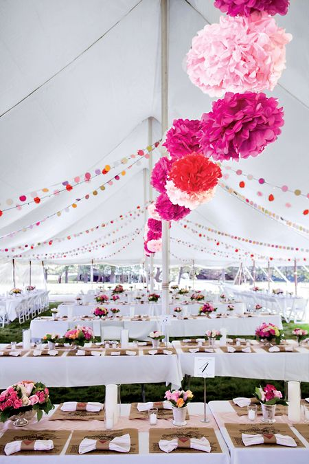 Bröllopsinspiration – sommarbröllop - Sköna hem