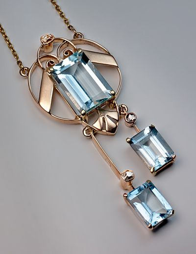 Phosphosiderite and Sterling Silver Orb Purple Art Nouveau Reversible Pendant Orchid Stone Necklace