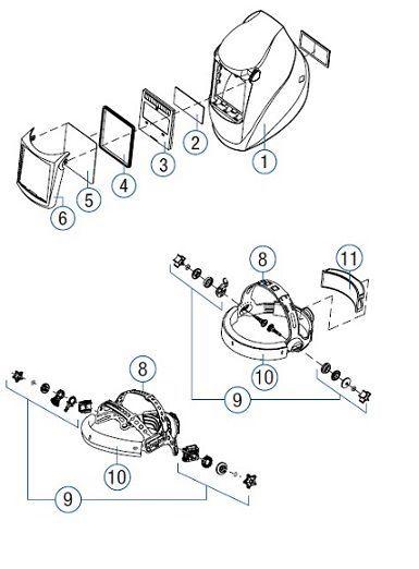 10 Welding Parts Breakdowns Ideas Welding Welding Helmet Plasma Torch