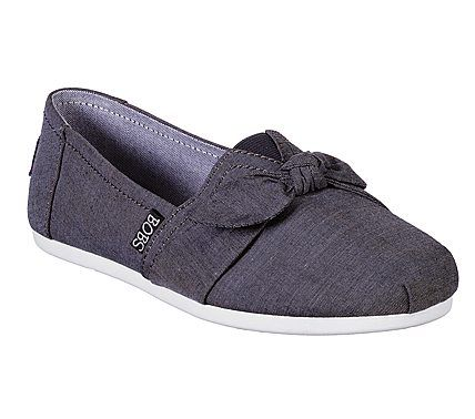 BOBS shoes from Skechers, a charitable shoe collection | Bob