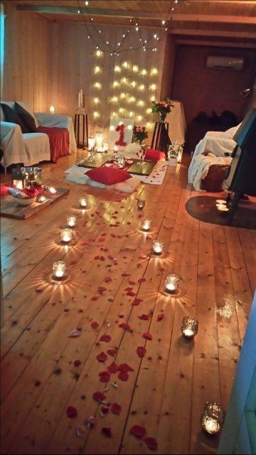 15+ Cena romantica en casa ideas trends