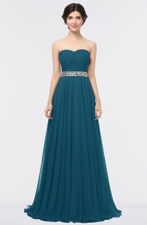Blue Bridesmaid Dresses Moroccan Blue color & Blue Gowns - Page 2 - ColorsBridesmaid