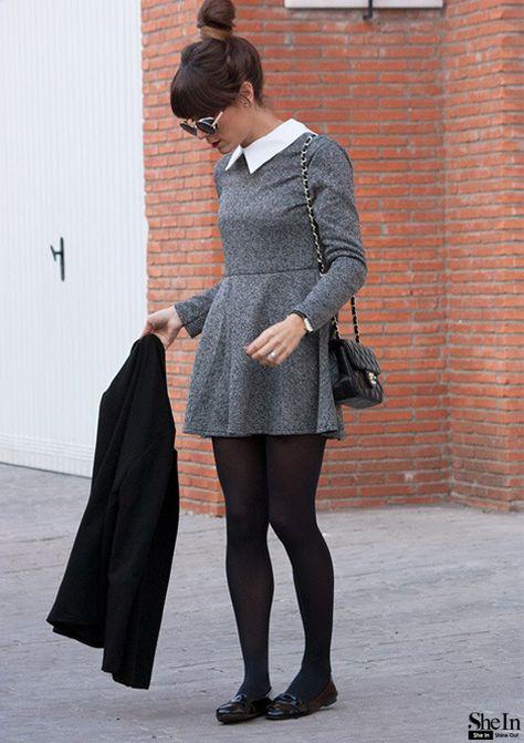 Medias flats outfits damen, work fashion, classy fashion, pretty outfits, f