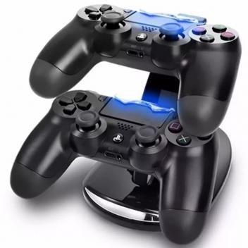 Carregador Controle Ps4 Suporte Dock Vertical Playstation 4 Tz Magazine Toniemerson Ps4 Playstation Carregador