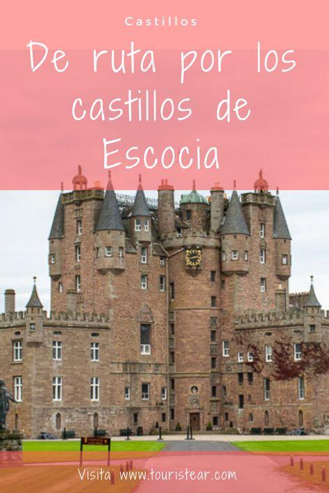 20 Castillos de Escocia que hemos conocido de road trip