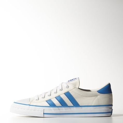 adidas Shooting Star Nigo Shoes White Vapour Bright Blue