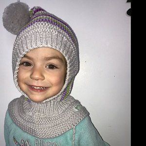 Merino Balaclava Baby Toddler Kids Hoodie Hat Neckwarmer Bright Green Sizes 6 12m 1 3 6 10 Years Toddler Boy Hoodie Winter Hats Beige Hat