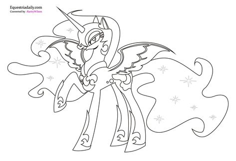 8200 Top My Little Pony Coloring Pages Nightmare Moon Images Pictures In Hd Moon Coloring Pages My Little Pony Coloring Unicorn Coloring Pages