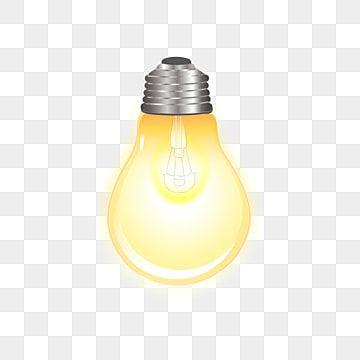 متوهجة المصباح الكهربائي ضوء خلاق مصباح Png والمتجهات للتحميل مجانا Light Bulb Vector Light Bulb Symbol Glowing Background