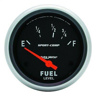 Sponsored Ebay Autometer 3516 Sport Comp Electric Fuel Level Gauge Gauges Pro Comp Electricity