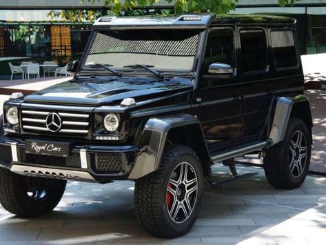 2016 Mercedes Benz G Cl Station 500 4x4 Suv Off Road Great