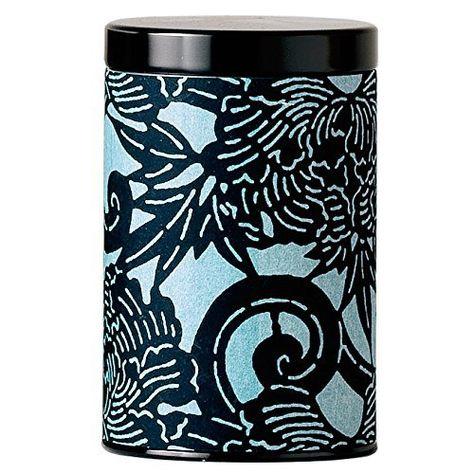 Rainforest Blue Canister from Stash Tea