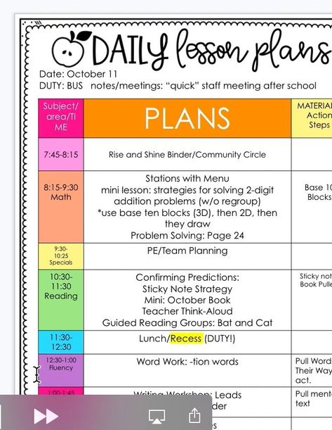 In this video, I'll show you how easy it is to use a #googledriveteacherplanner ! It's easier than you think! Easy to access and easy to use!