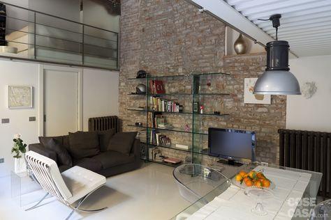 Mini loft: la casa recupera spazio con nuovi soppalchi - Cose di Casa