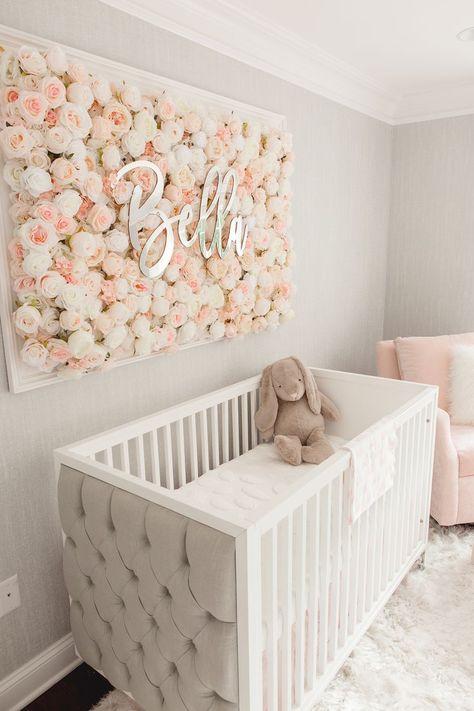 children's room decor | Baby Nursery Home decor ideas| How to decorate your children's room | baby girl nursery inspiration | interior design 101 |