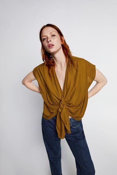 Pin en blusas