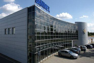 Sanimex W Gliwicach Tennis Court Field Court