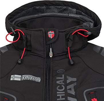 Geographical Norway Herren  Funktions Outdoor Jacke Softshelljacke