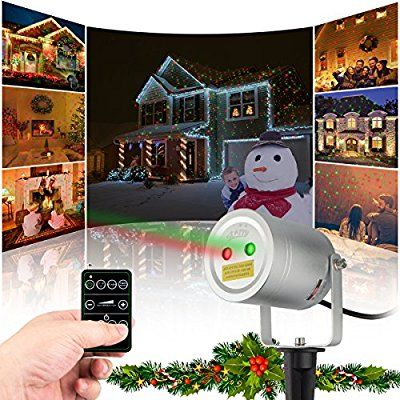 Top 11 Best Christmas Light Projector Reviews Best Christmas Lights Best Christmas Laser Lights Christmas Light Projector
