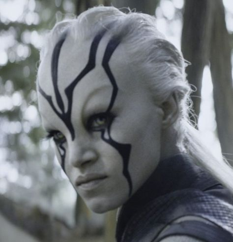 Sofia Boutella as 'Jaylah' in 'Star Trek: Beyond' (2016)