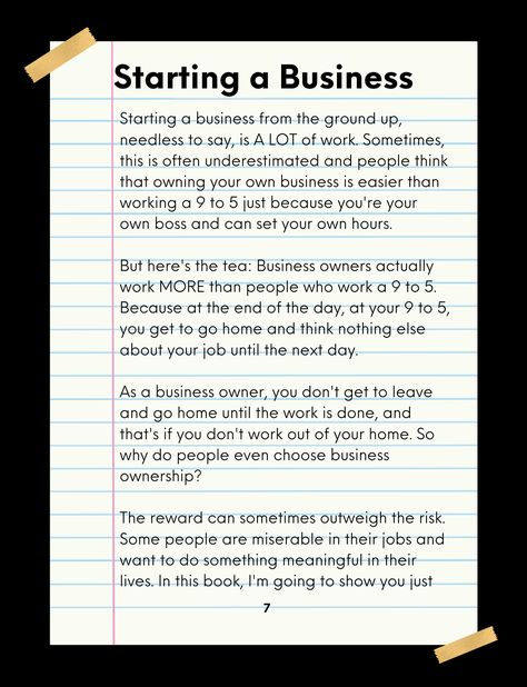 The Business Burn Book
