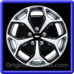 Chevrolet Volt 2012 Wheels Rims Hollander 5517 Chevrolet Volt