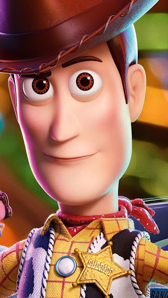 Toy Story 4 Woody Buzz Lightyear Bo Peep 4k 3840x2160