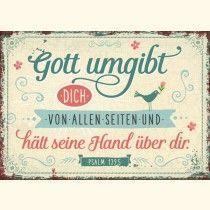 Postkarte - Gott umgibt dich - Sprüche für besondere Anlässe - #Anlässe #besondere #dich #für #Gott #Postkarte #Sprüche #umgibt