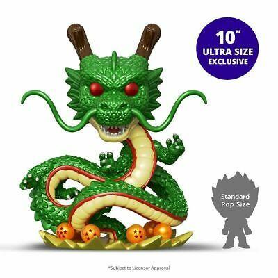 Dragon Ball Z Funko Pop Ultra Size Shenron 10 Pre Order Dragon Ball Z Shenron Dragon Ball