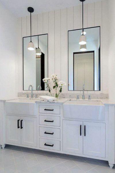 26++ Bathroom vanity mirror ideas inspiration