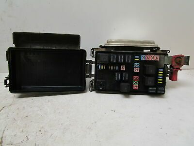 Details About 2006 2007 Dodge Charger Fuse Box Oem Dodge Charger