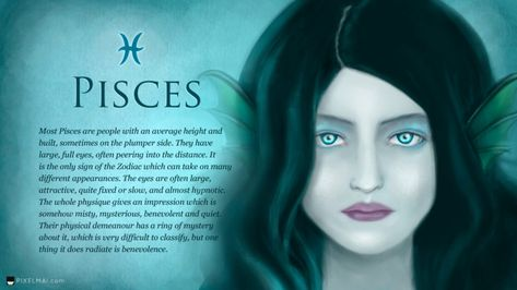 mermaid_wall   Pisces girl, Pisces woman, Pisces facts