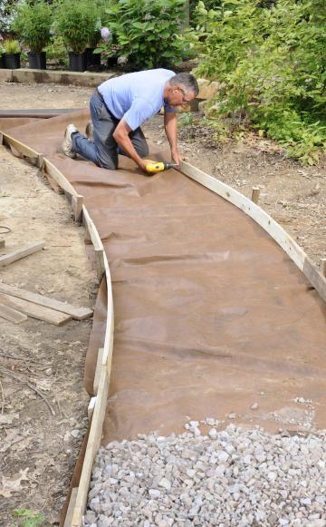 Gartengestaltung mit Kies und Steinen - 25 Gartenideen für Sie